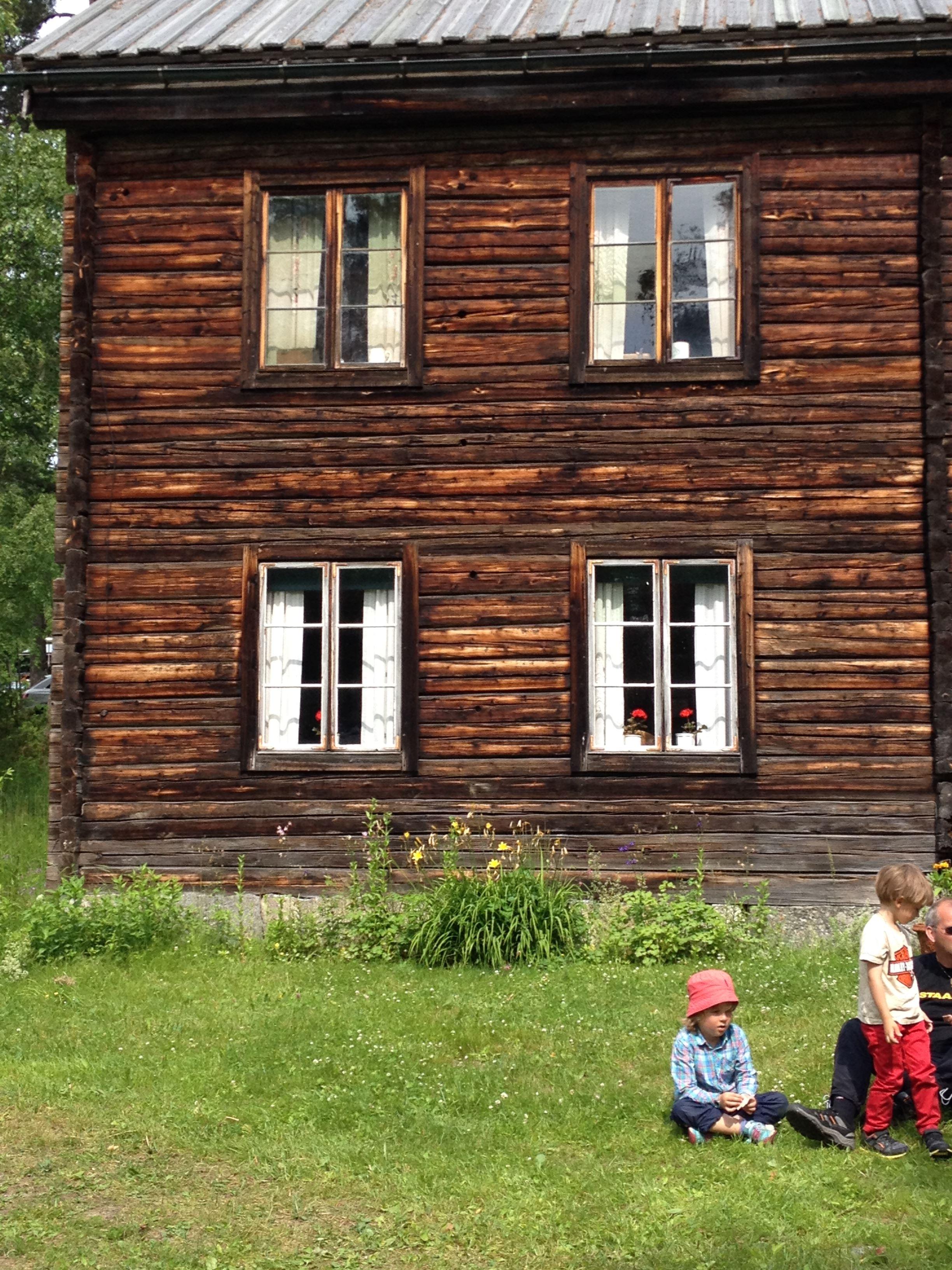 Träffar om historiska föremål och byggnadsvård