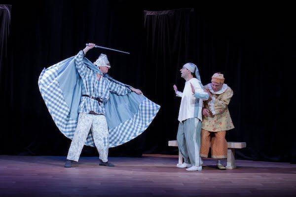 Festival de Théâtre en Val de Luynes : Les Fourberies de Scapin