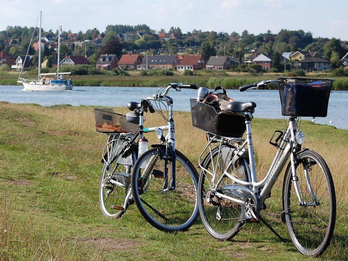 Rent a bike at Danhostel Haderslev