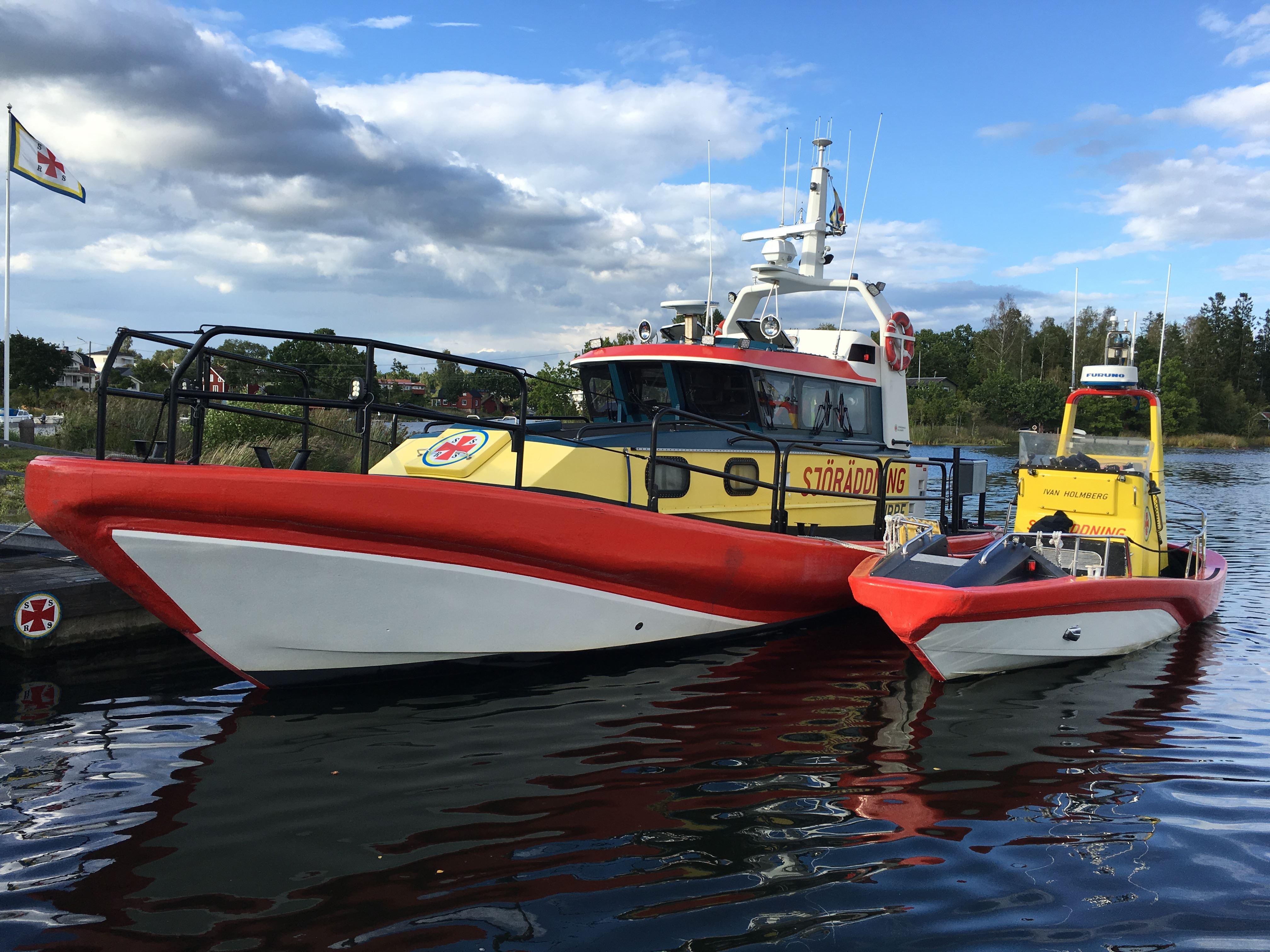 Sjöräddningssällskapet RS Simpevarp söker nya frivilliga sjöräddare.