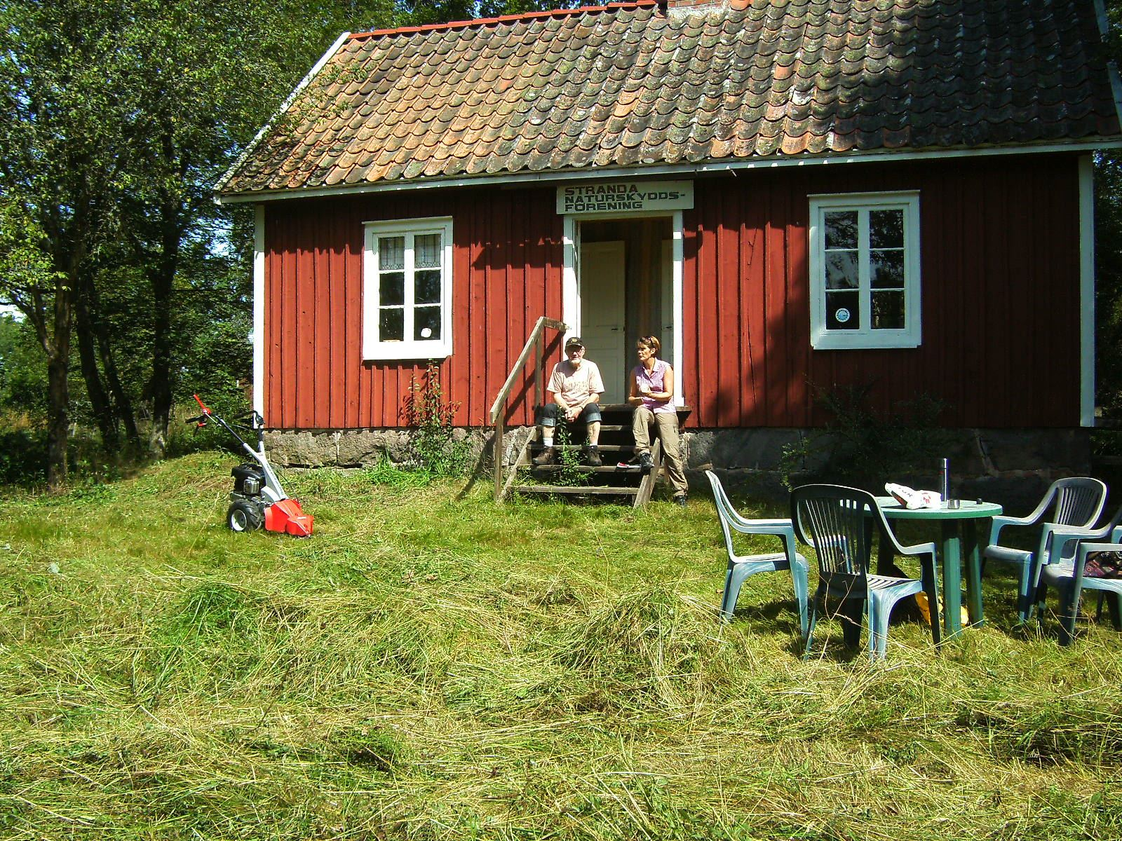 A walking tour to Guttorp, 3,5 km round trip