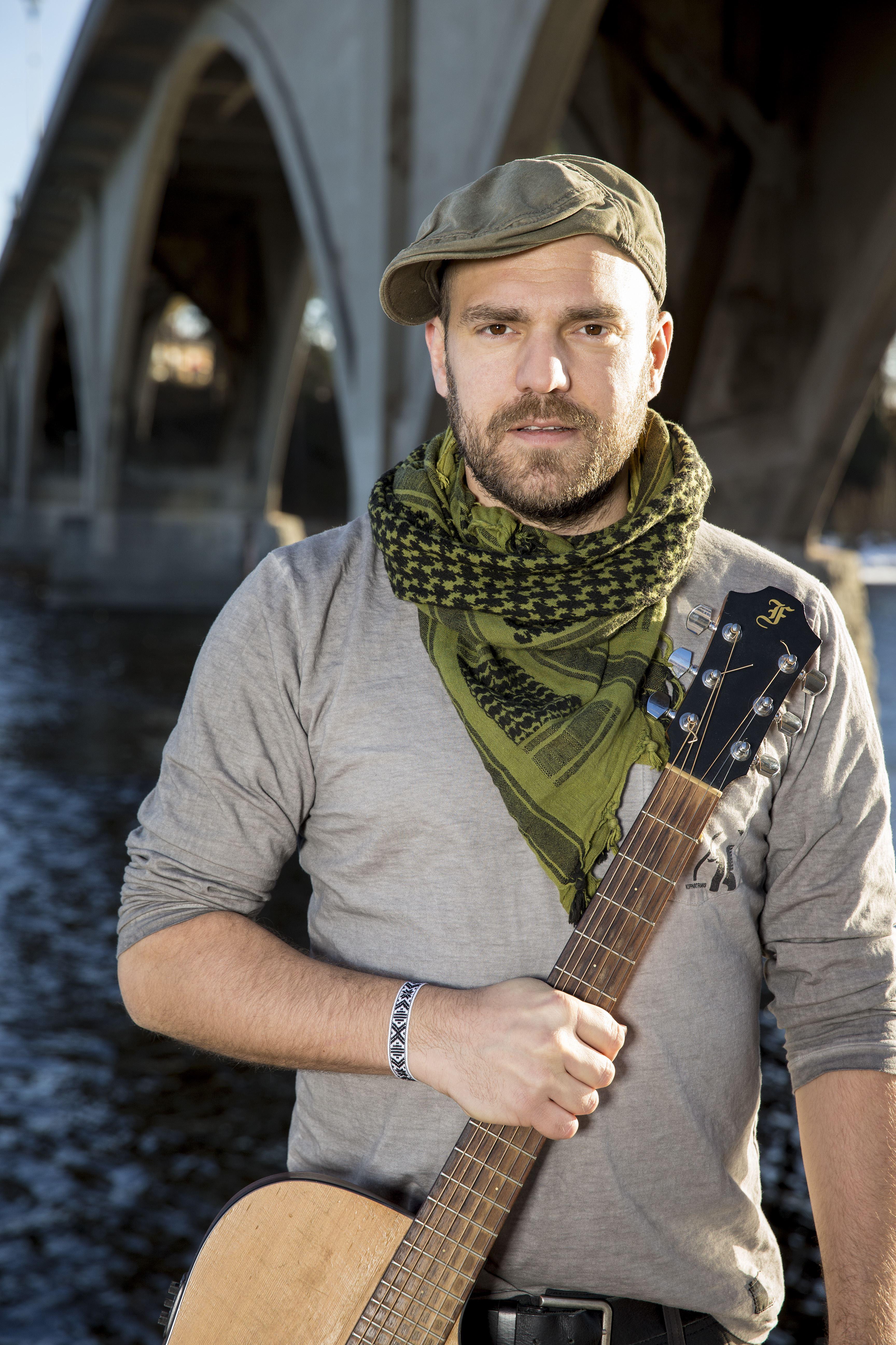 Konsert med Stiko Per Larsson
