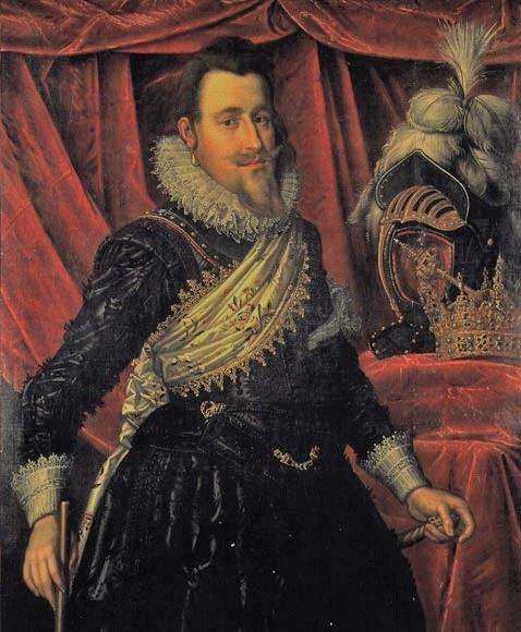 När kungen kom till Sölvesborg