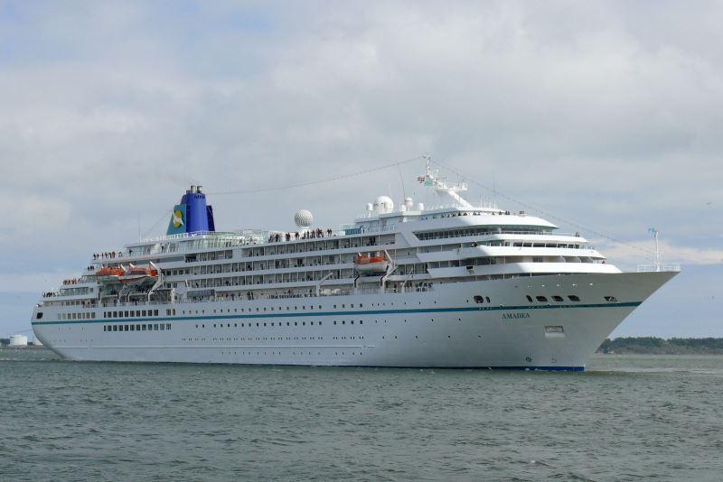 Cruise ships to Karlskrona 2017