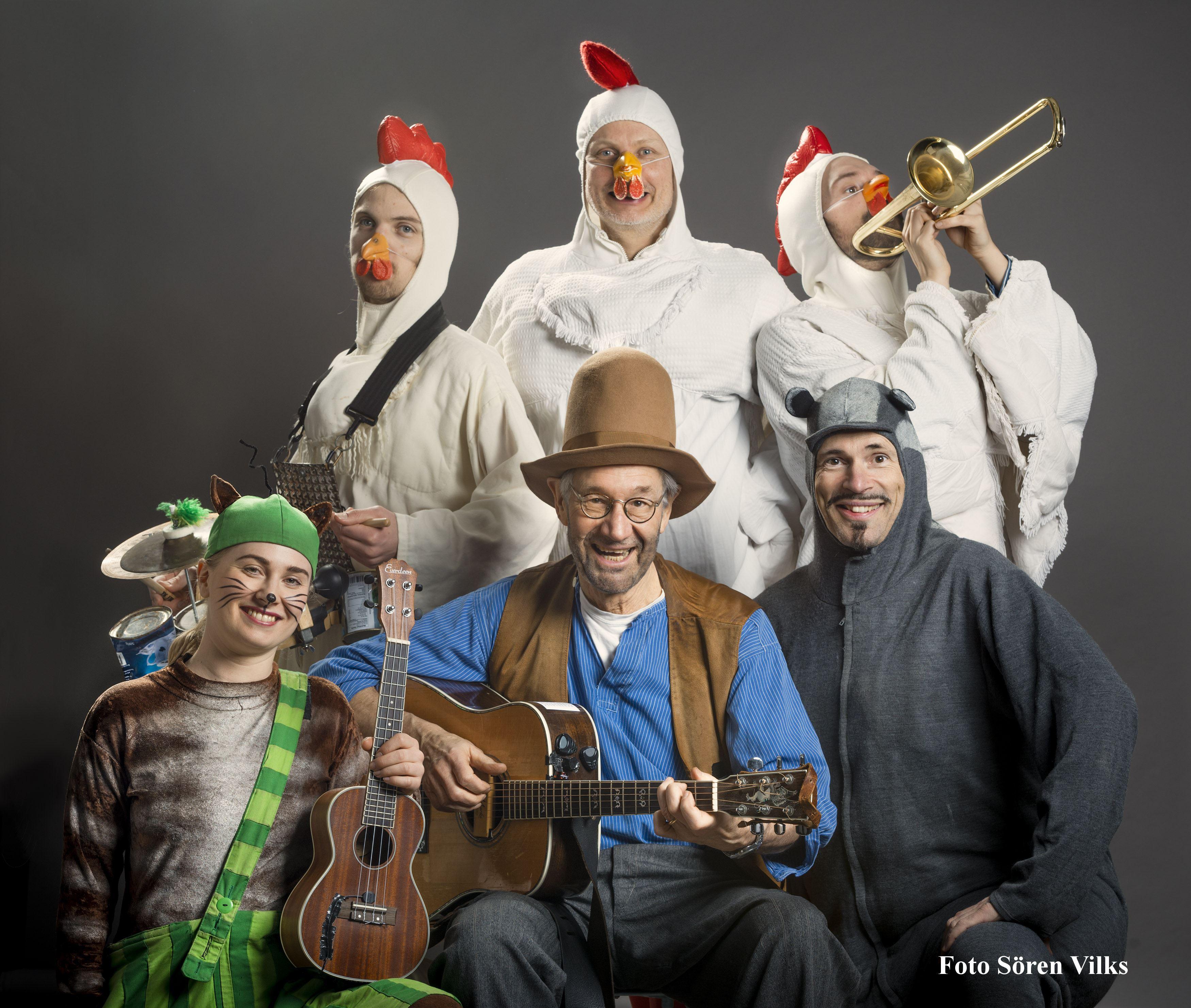 Pettsons gård - 25 års jubileum