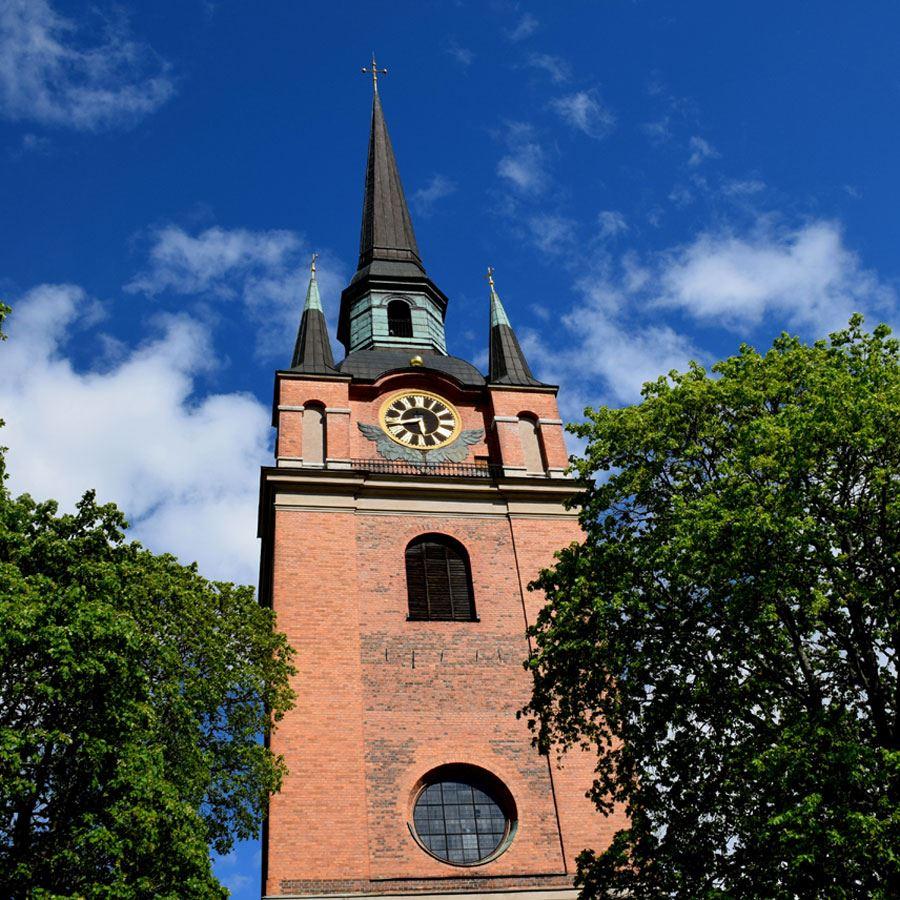 Sommarmusik i Stora Kopparbergs kyrka
