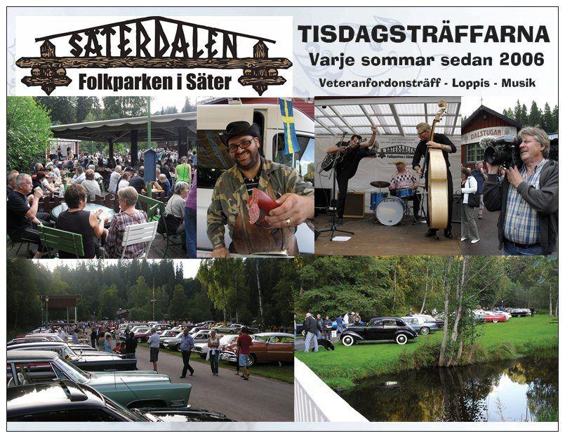 Tisdagsträff - DCMC country band