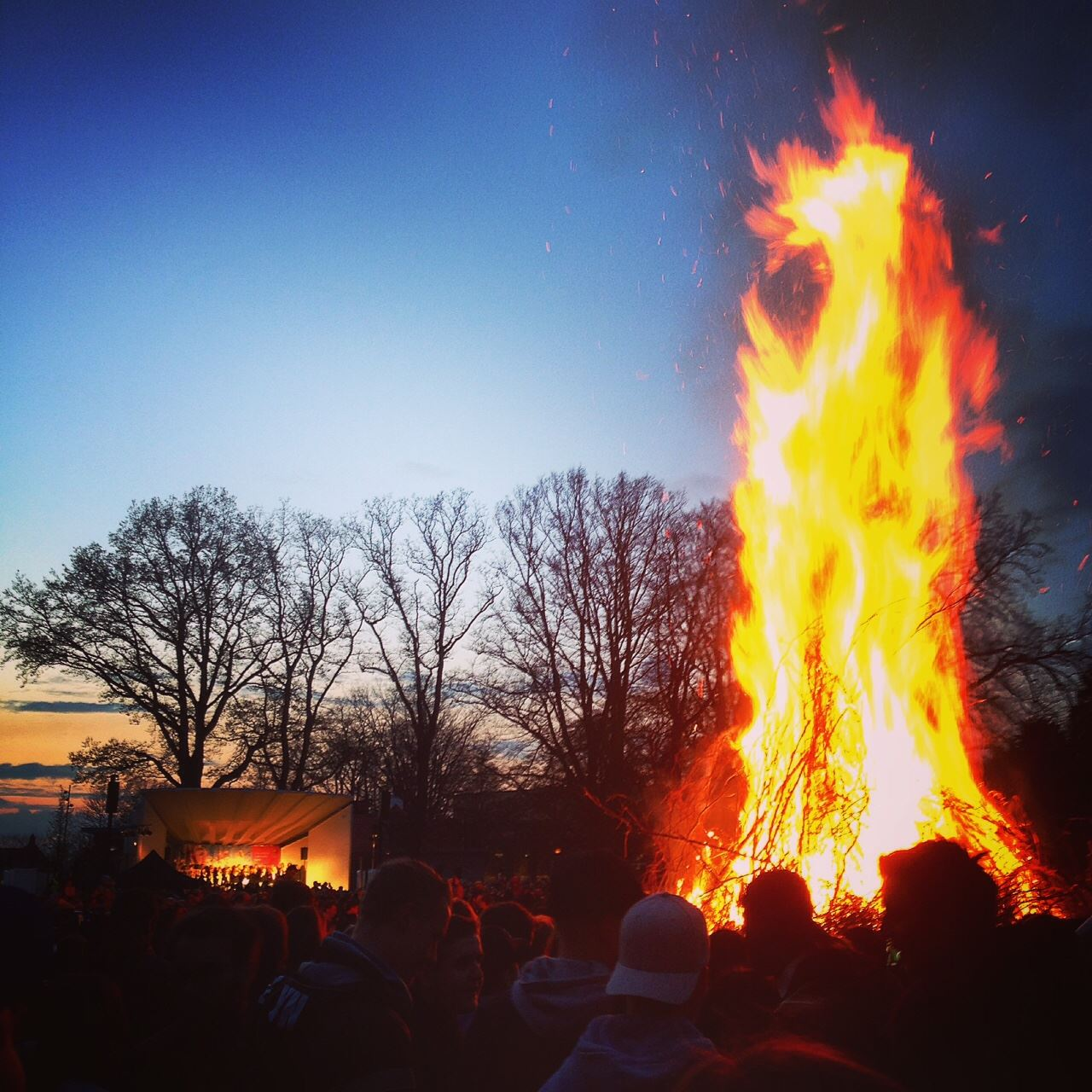 Celebrate Walpurgis in Lund!