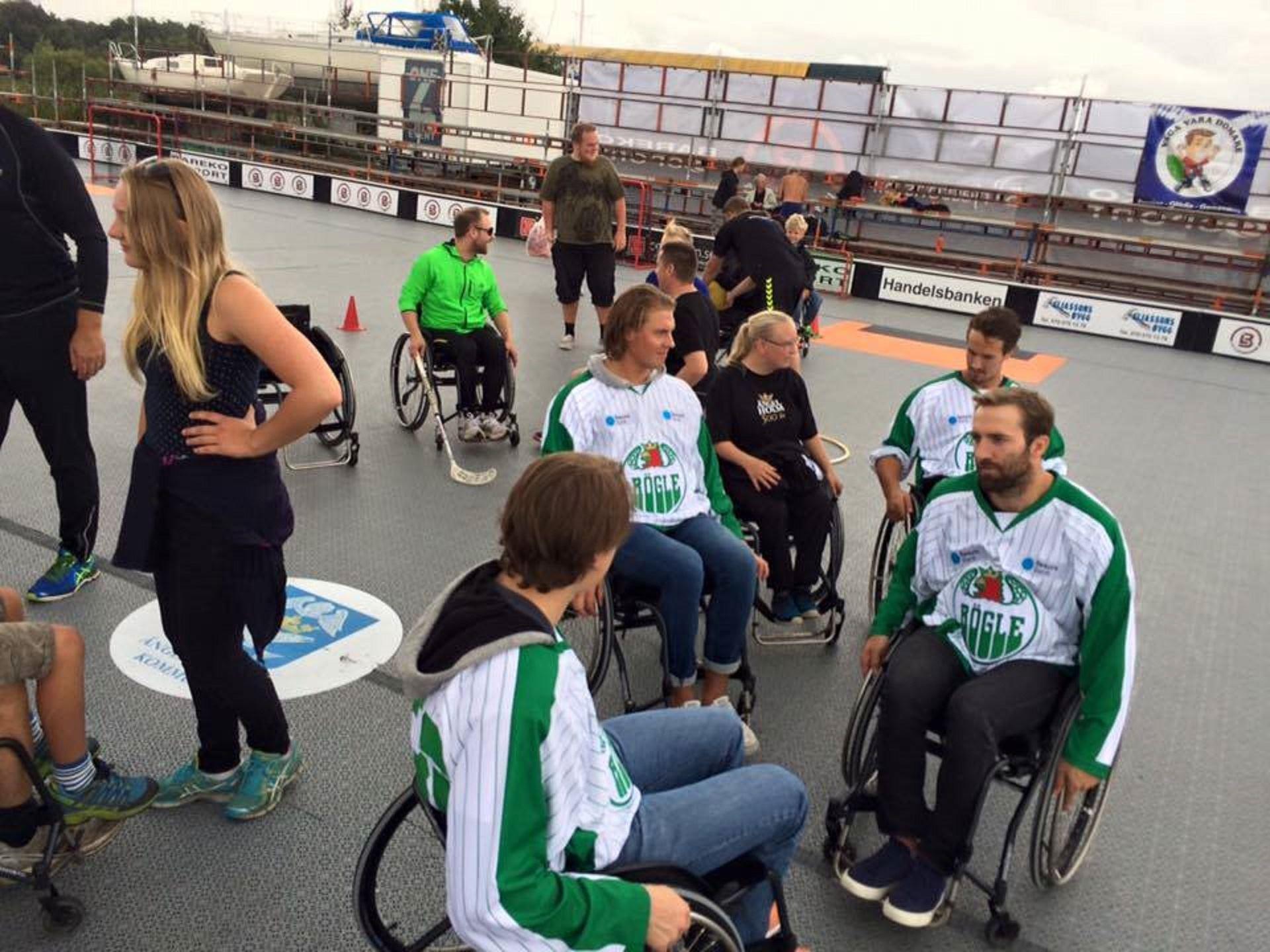 Alla kan Parasport Festival