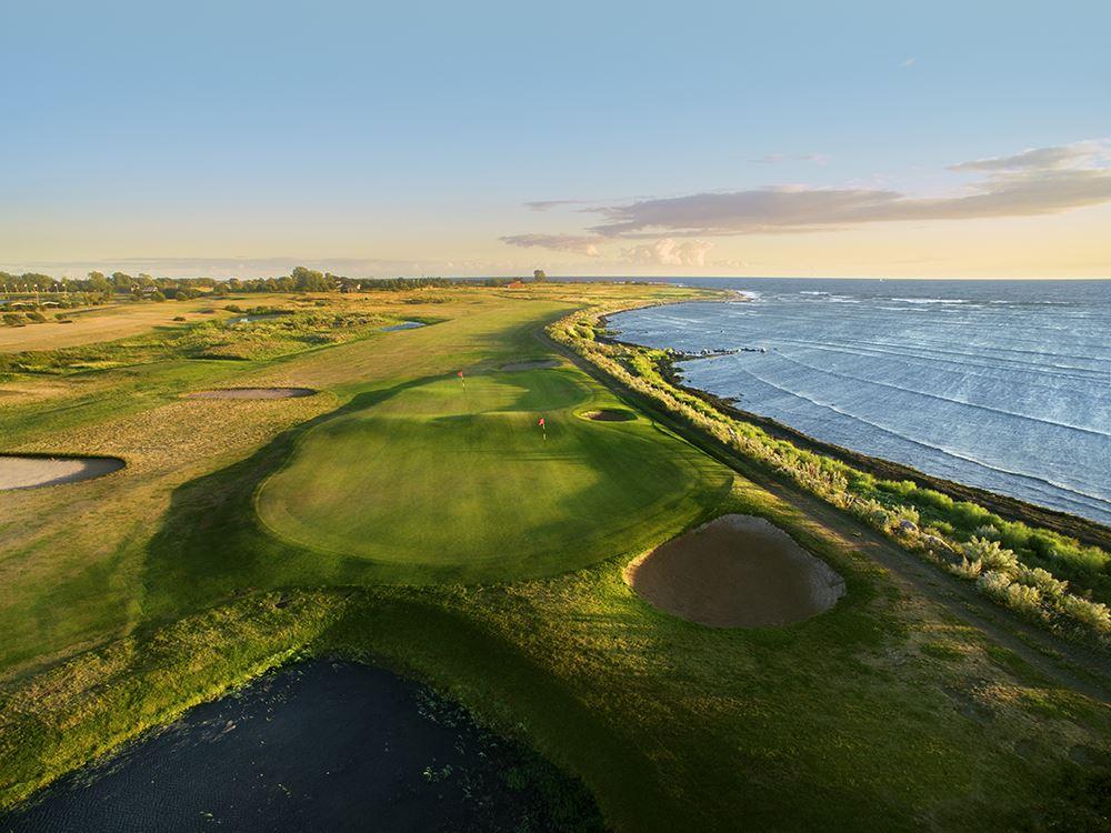 Grönhögen Golf Links - Hotell