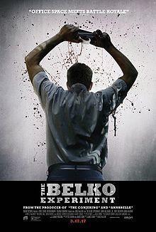 Cinema Bio Savoy: The Belko Experiment