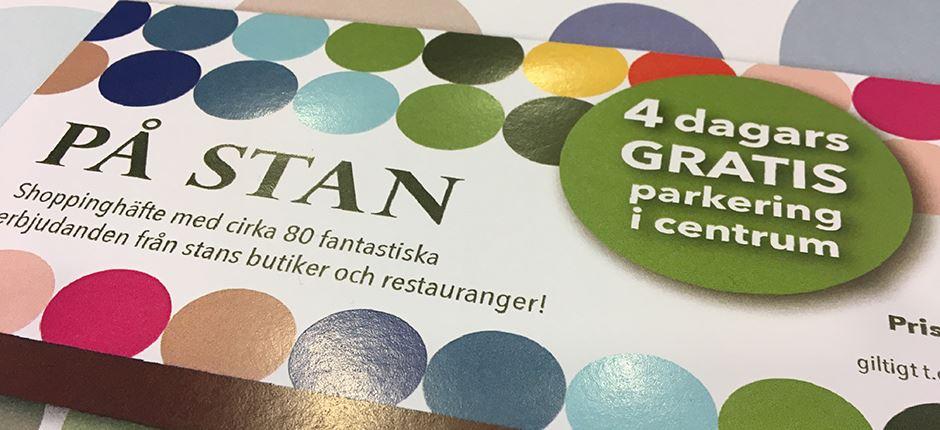 Foto: Anna Borg,  © Copy: Visit Östersund, På Stan shoping booklet