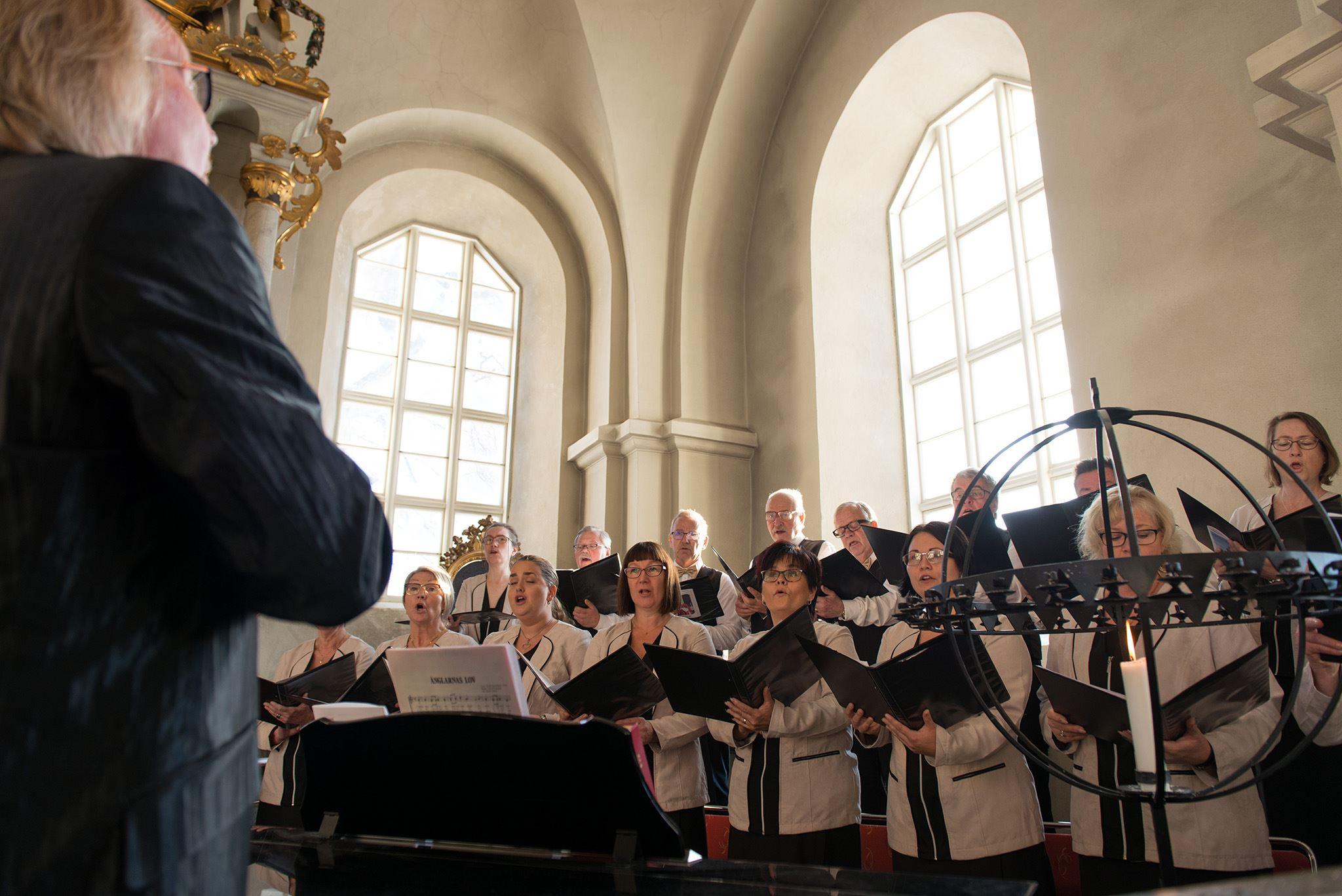 Vårkonsert i Ånge kyrka