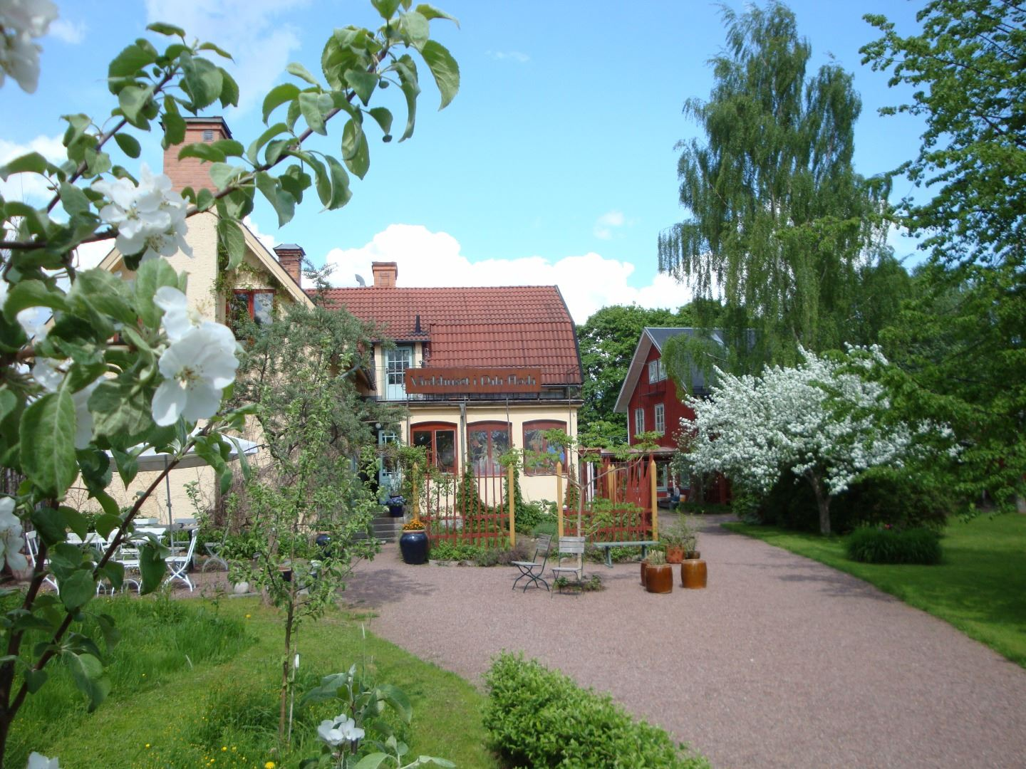 Dala-Floda Värdshus – the ecological hostelry