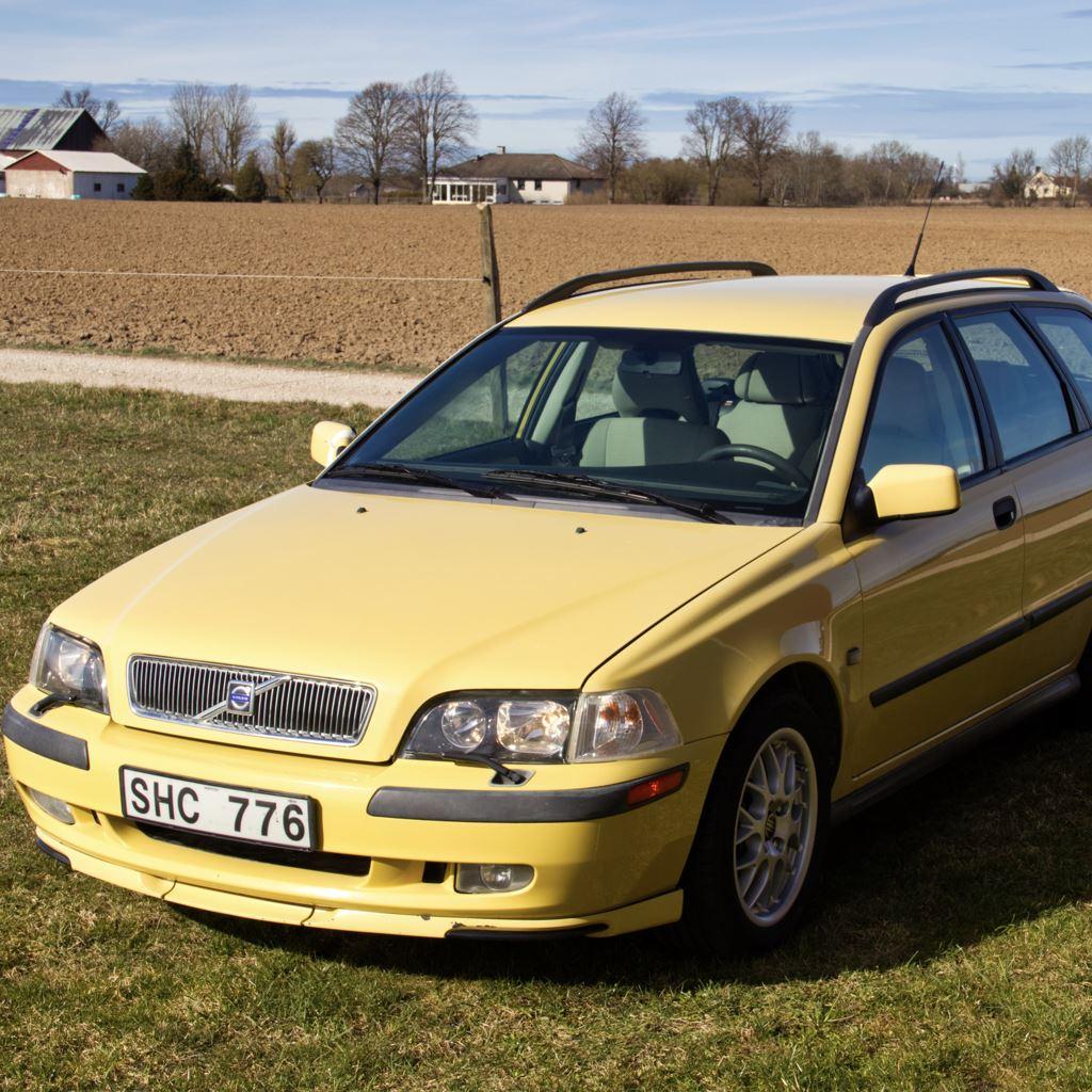 Volvo V40, Kombi/Manuell/Klimatanläggning