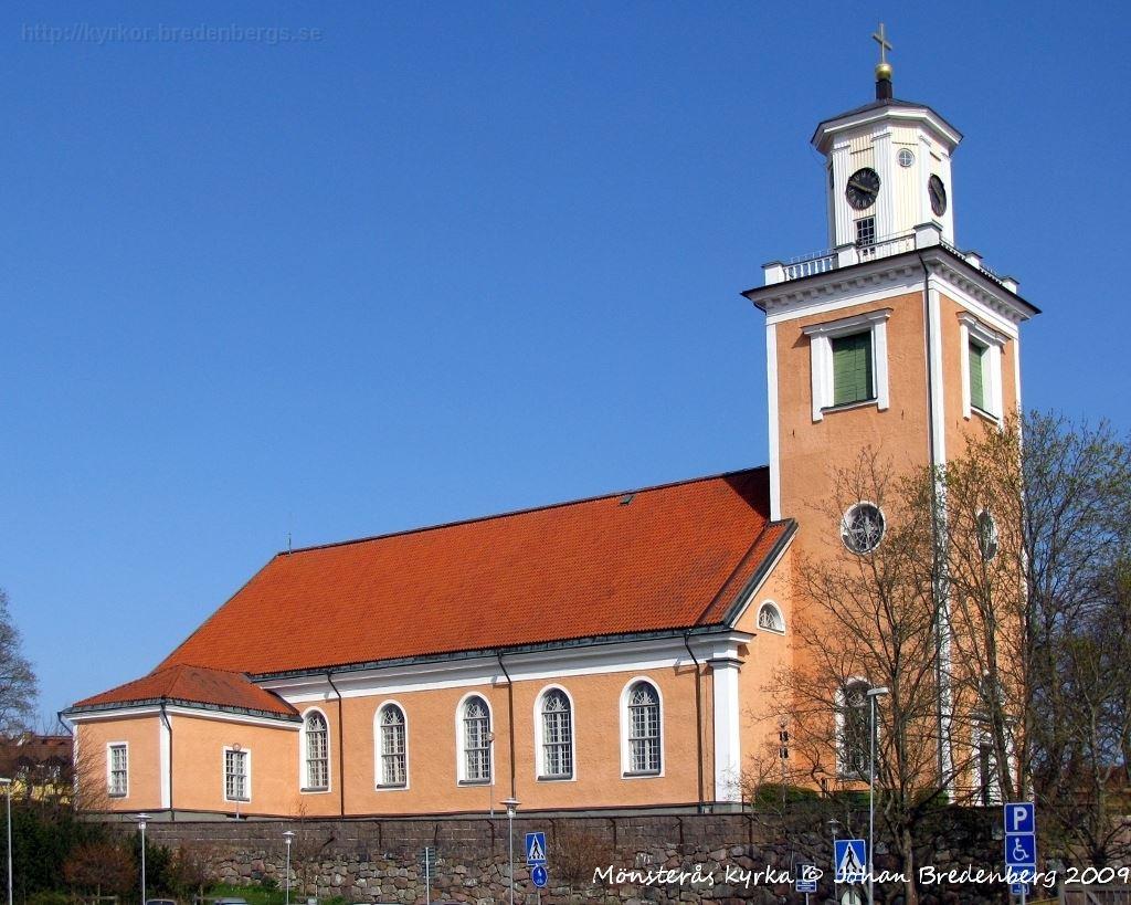 Kulturvandring i Mönsterås kyrka