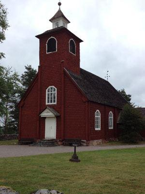 Musik i sommarkväll, Envikens gamla kyrka