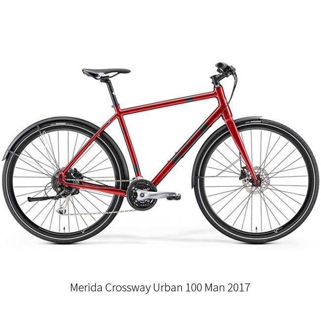 01. Touring - Trekking Bike Rental