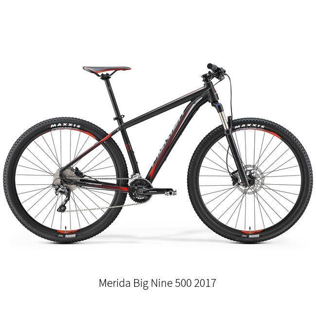 207. Mountain Bikes - Hardtails