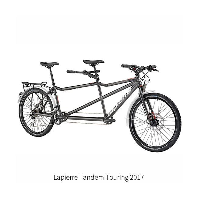 209. Tandem Bike