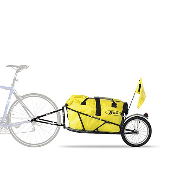 Diverse Cargo and Child Bike Trailers