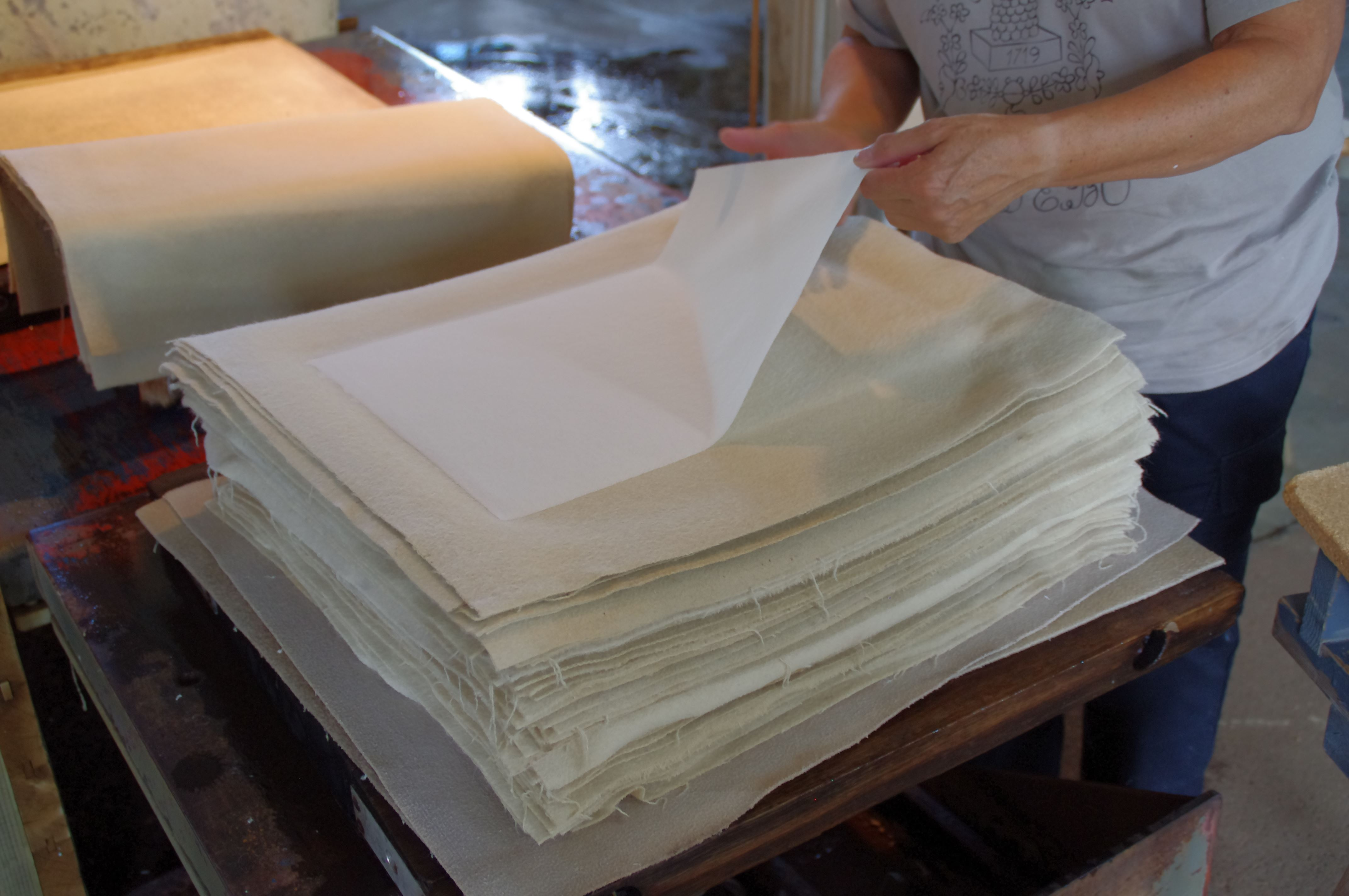 Handmade Paper Mill in Lessebo