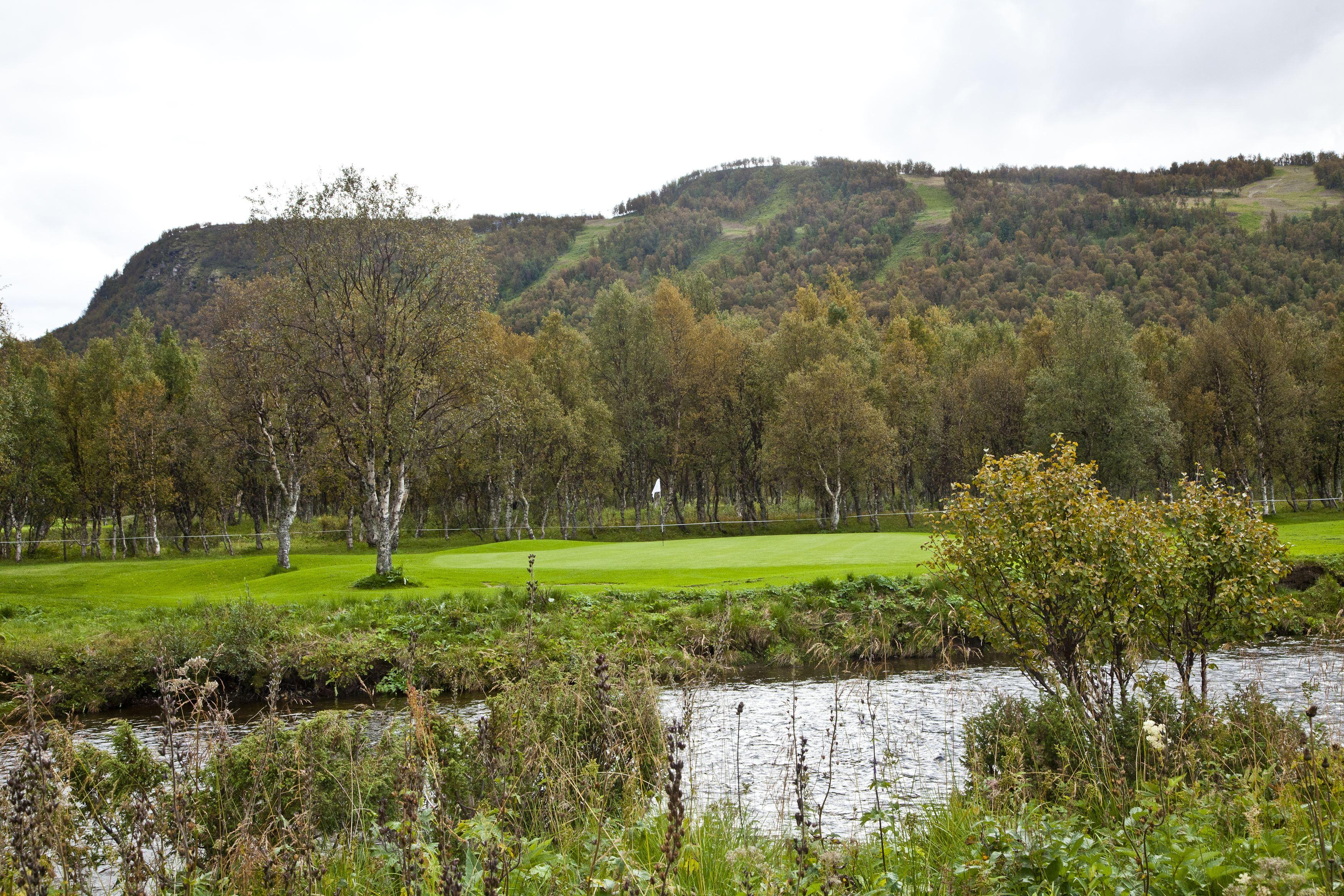 Golf in Ramundberget