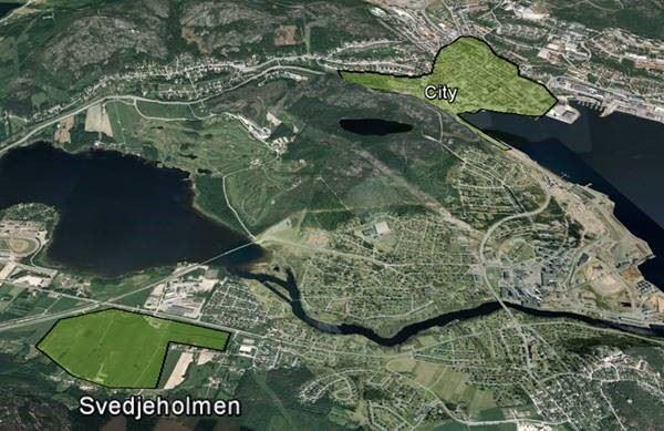O-Ringen Camping Svedjeholmen Örnsköldsvik (elplatser tyvärr slut)