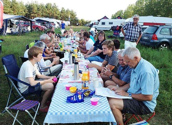 O-Ringen Camping City Örnsköldsvik, (elplatser tyvärr slut)