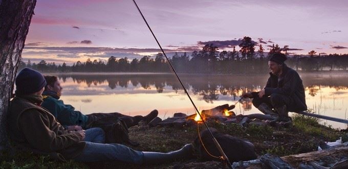 Guided fly-fishing tour