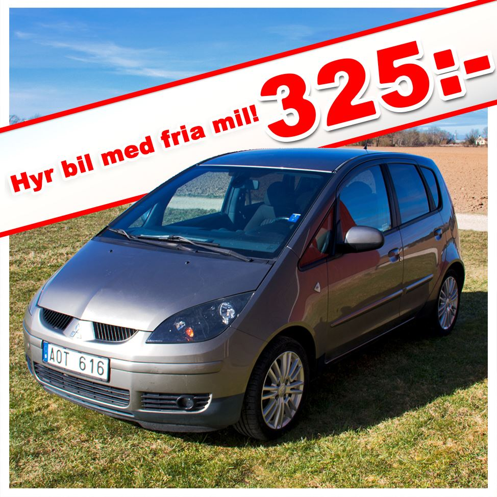 Visby Harbour Car Rental