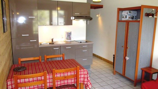 Lion d'Or - L241 - 2 rooms (Not Classified) - 4 people - 27m²