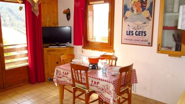 Chantemerle A - L247 - 2 rooms (Not Classified) - 4/6 people - 30m²