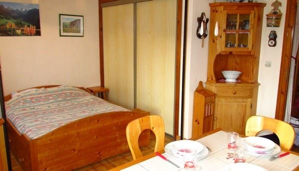 Chantemerle A - L258 - 2 rooms ** - 4/6 people - 28m²