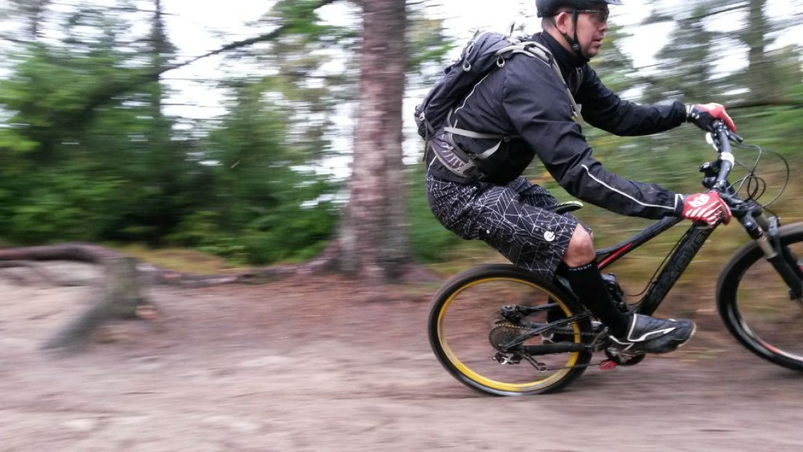 Mountainbike for begyndere