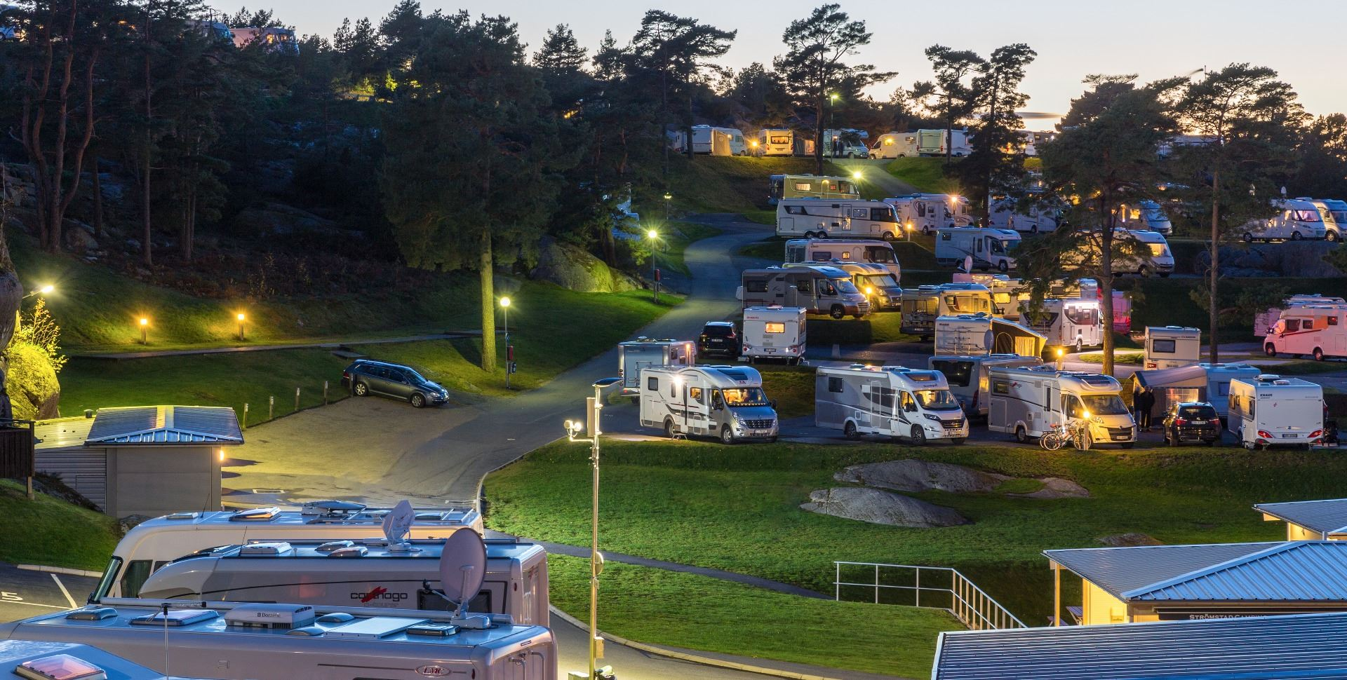 Strömstad Camping