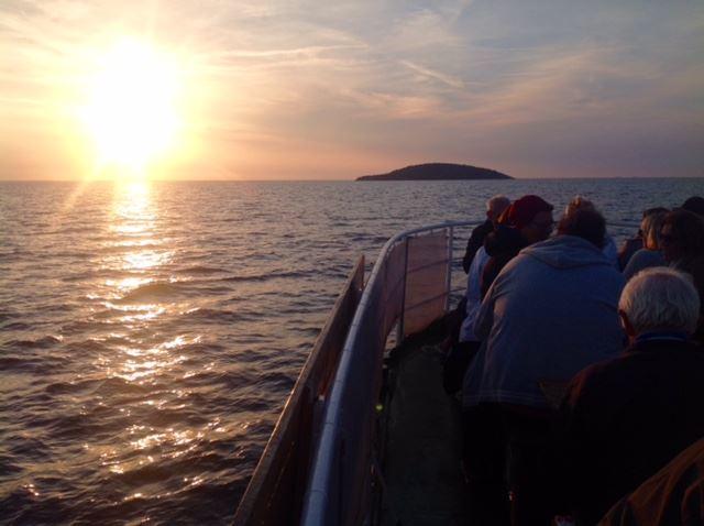 Blå Öland - En blick mot land