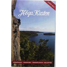 Höga Kusten karta/map