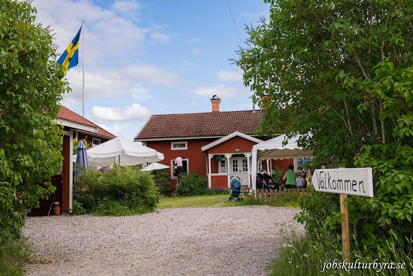 Barnridning - Stora Lunån Gårdsmejeri