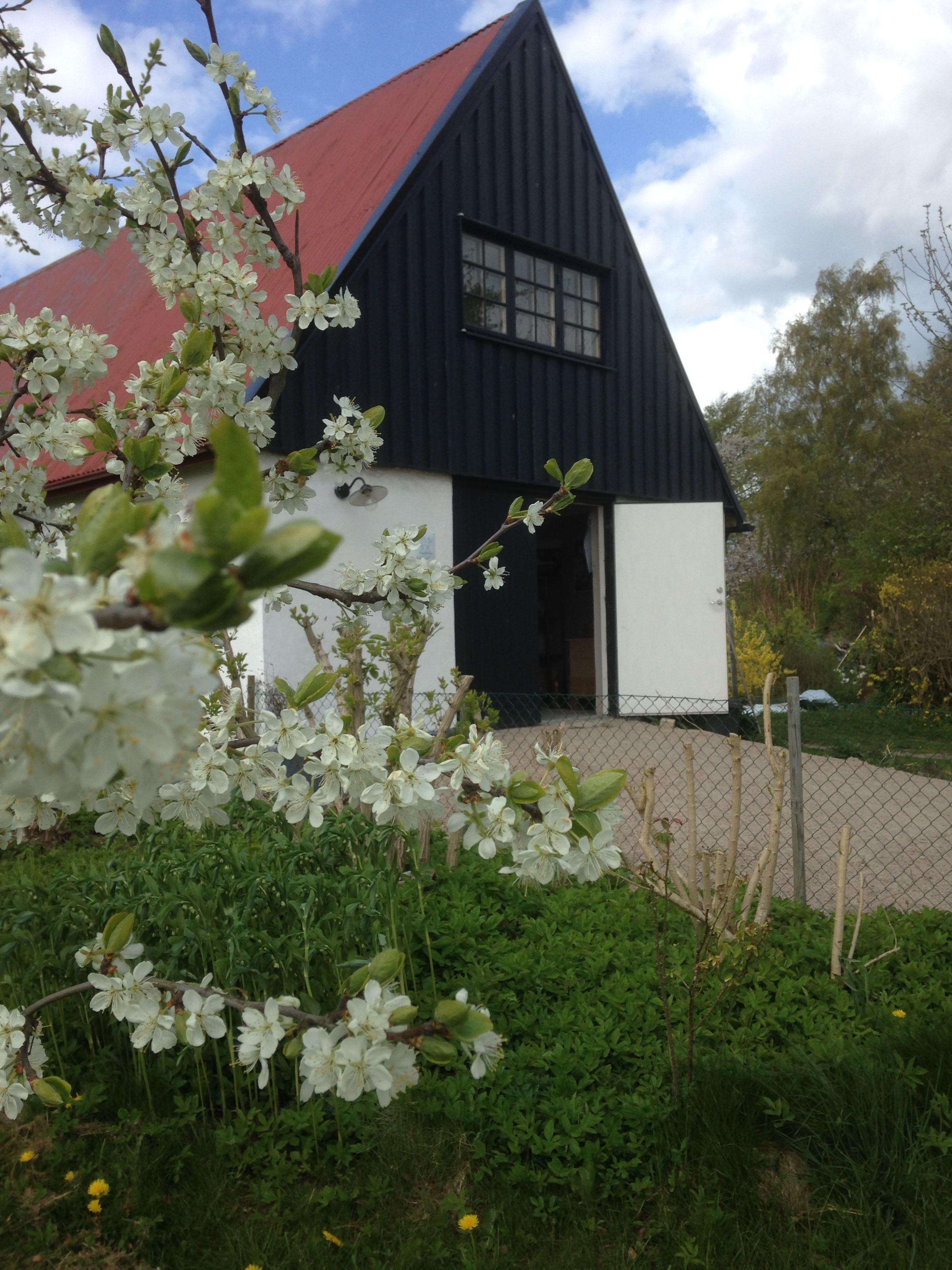 Gladeholm, Galleriet i växthuset