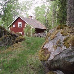 Torröstugan Färnebofjärdens Nationalpark