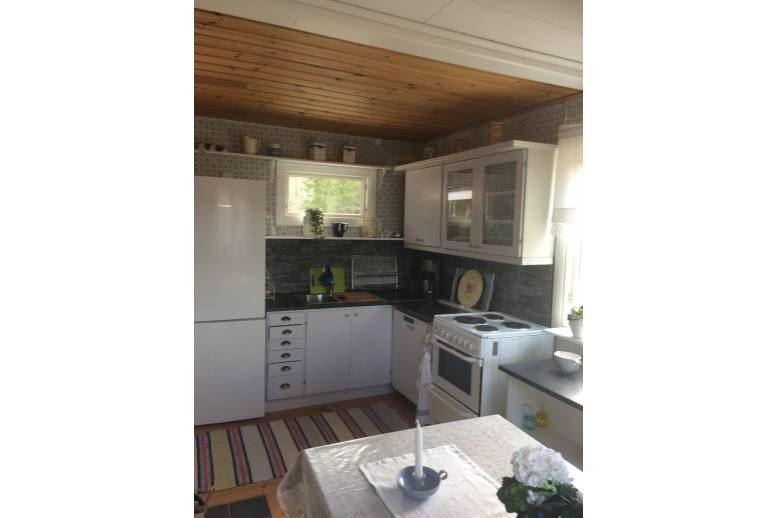 Gräsmark - Stuga med 3 rum och kök