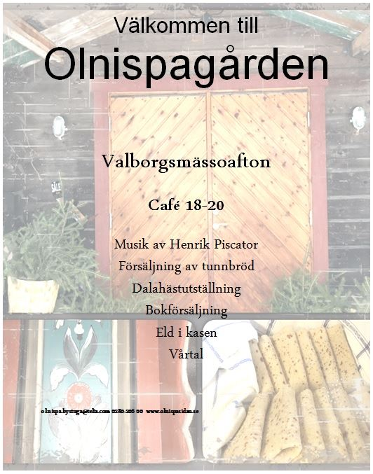 Valborgsmässofirande i Sälen