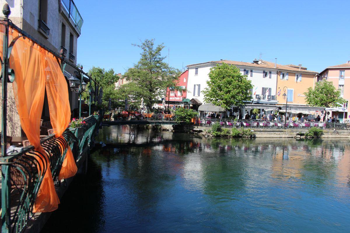 Marché et villages provençales