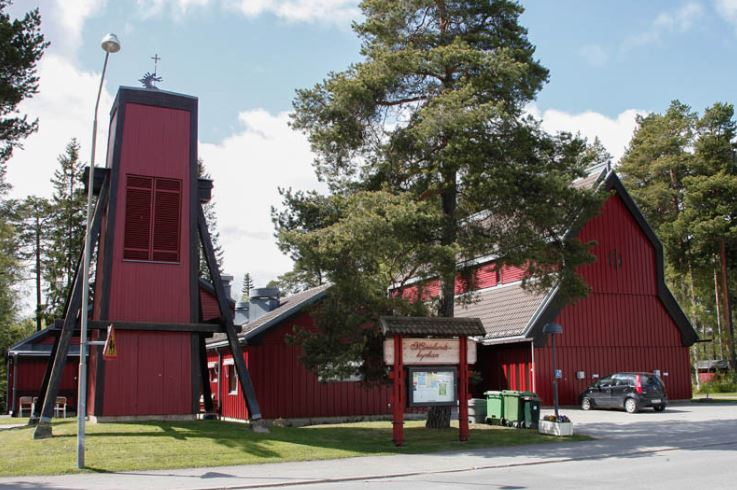 Karl-Fredriks Kammarkör har Vårkonsert i Marielundskyrkan.