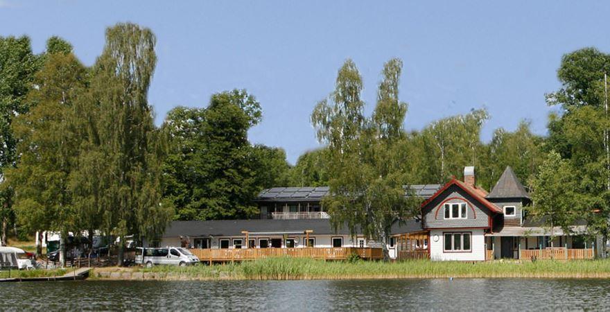Valborgsmässofirande på Vimmerby Camping