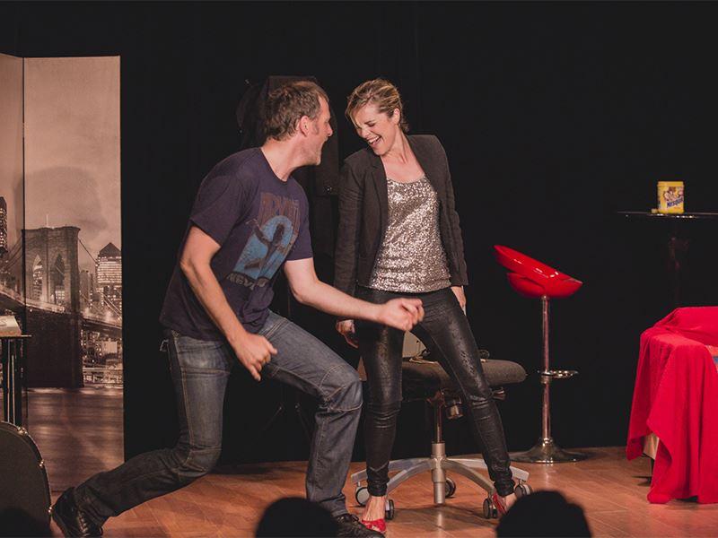 Festival de Théâtre en Val de Luynes : Ceci n'est pas une comédie romantique