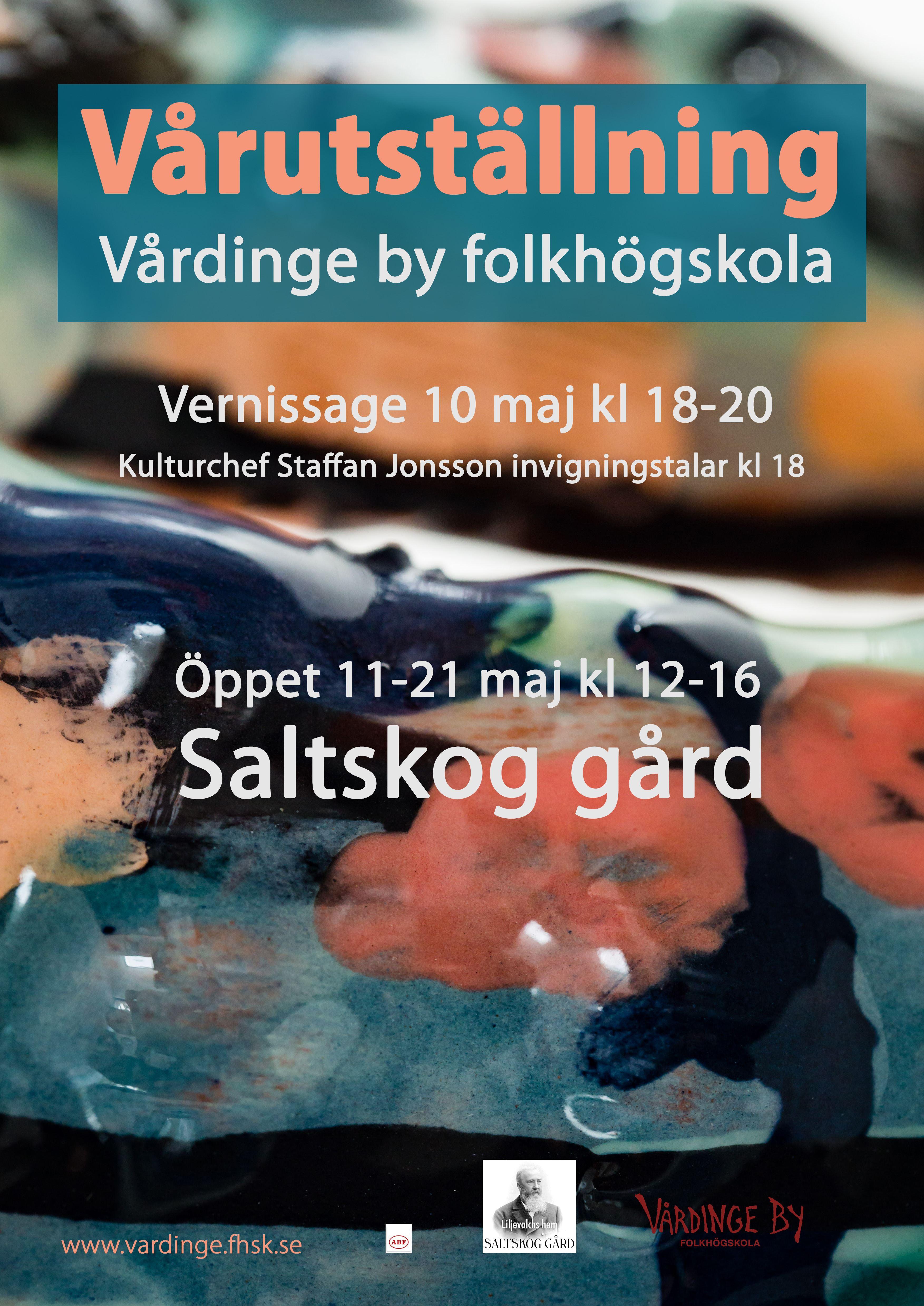 Carlotto Persson, Vårutställning