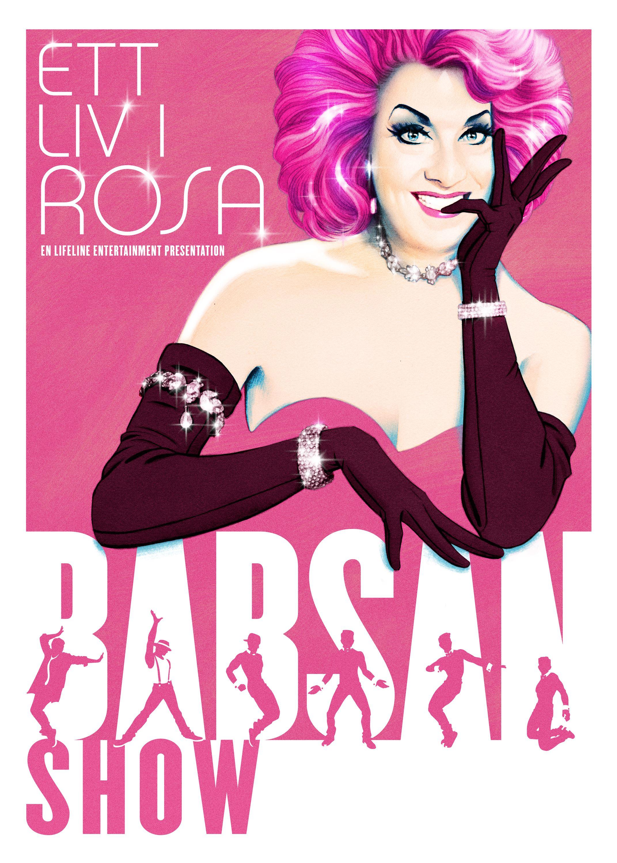 BABSAN SHOW – Ett liv i rosa