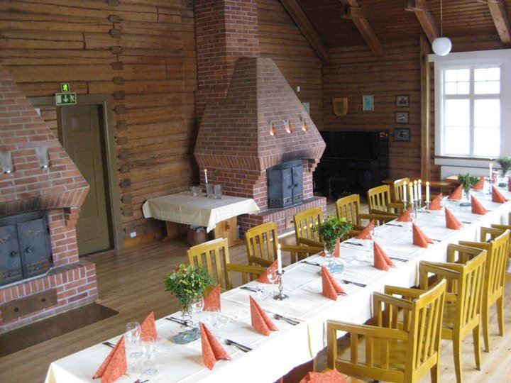 Hollola Church Village | Restaurant Hollolan vanha kunnantupa